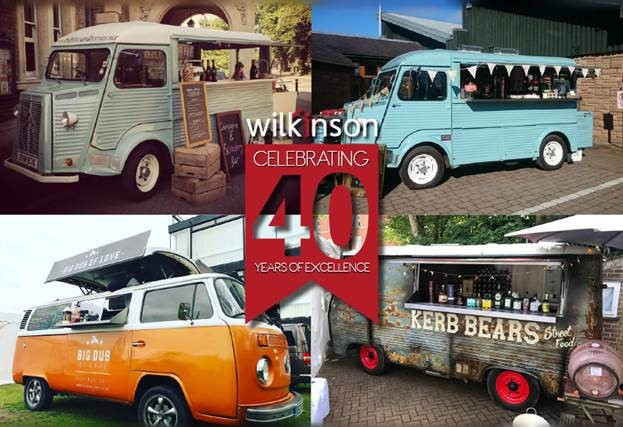d97c55ab6c Wilkinson Mobile Catering Systems is the UK s leading manufacturer of  mobile catering units. Established in 1978