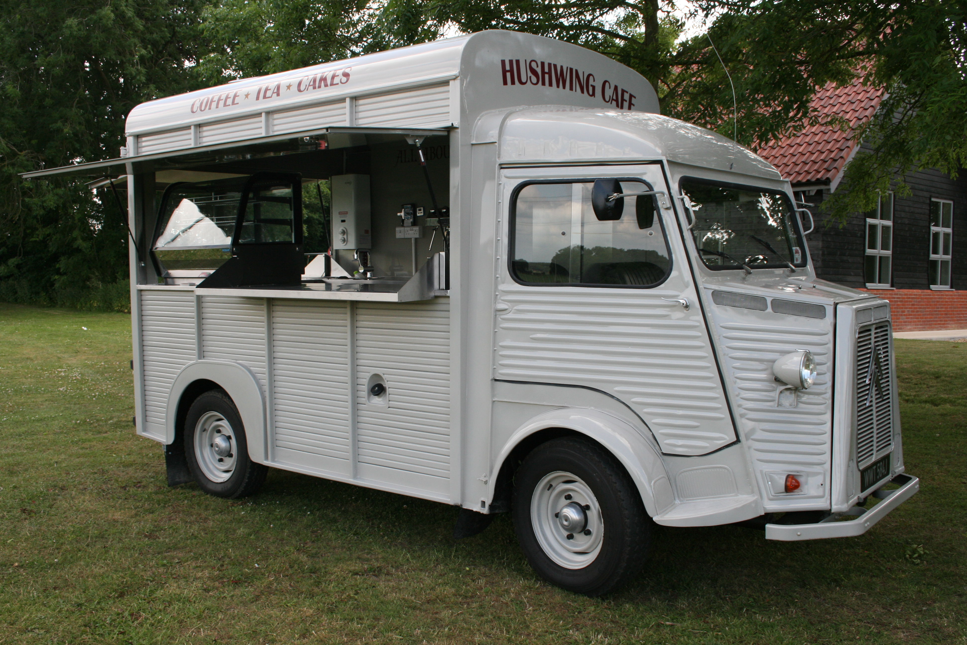 Horse Box Style H Vans