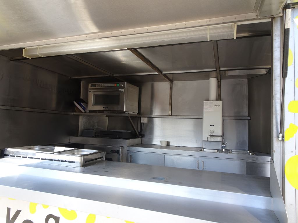 Used Trailers and Vans